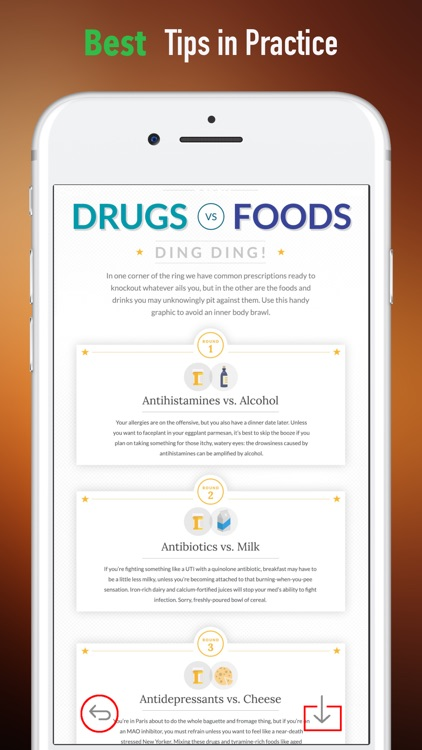 Drug Interactions 101|Reference with Tutorial screenshot-3