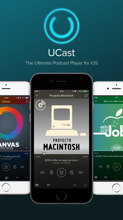 UCast - Podcast Player