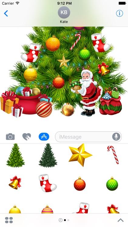 Decor Christmas Tree Stickers - Decor your Xmas