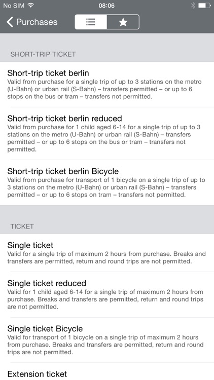 BVG FahrInfo Plus Berlin screenshot-4