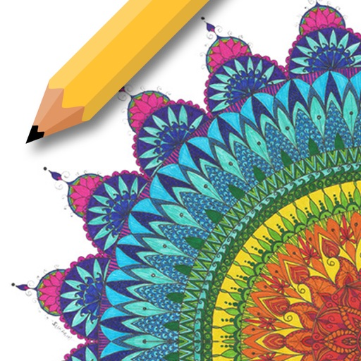 Mandala Coloring Book Fun Coloring Pages For Adults Relaxation