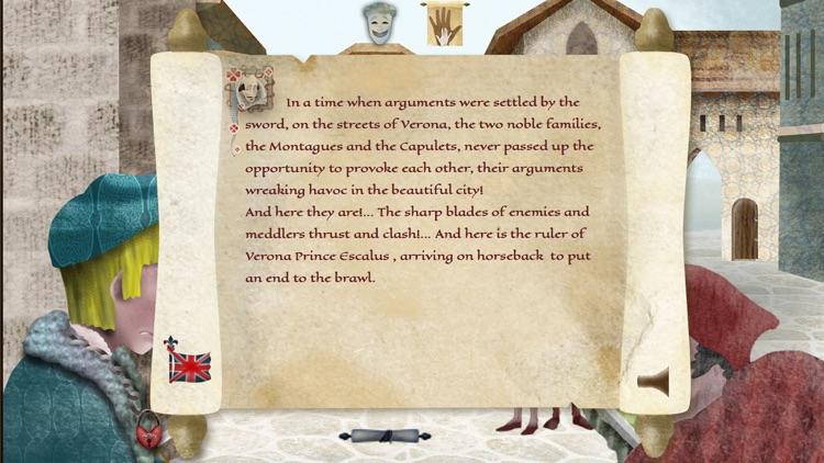 Romeo and Juliet's secrets screenshot-3