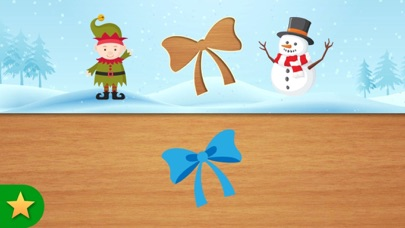 Christmas Puzzles for Kids Learning, Smart Baby + screenshot four
