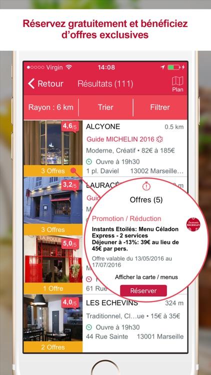 MICHELIN Restaurants - Recherche et Réservation
