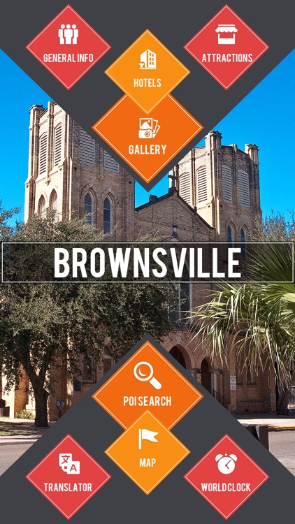 Brownsville City Guide screenshot-1