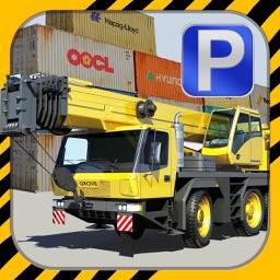 Crane Parking Simulator 2017