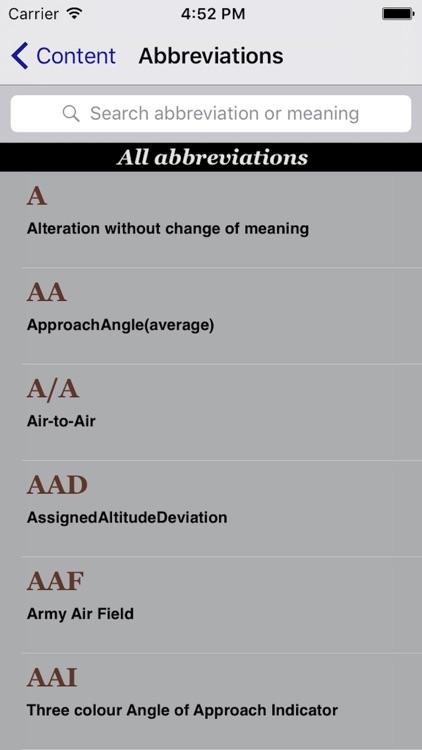 AviationCode