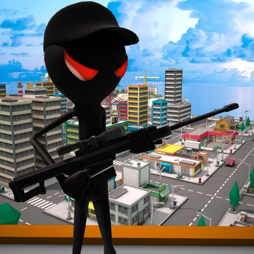 Stickman Assassin 3D