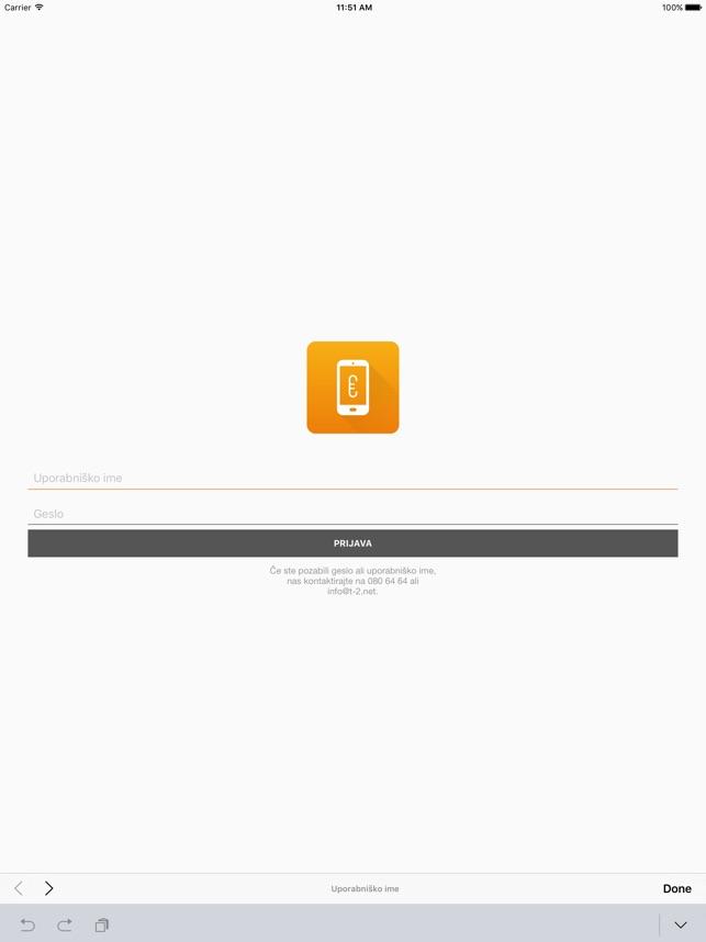 T 2 Poraba On The App Store
