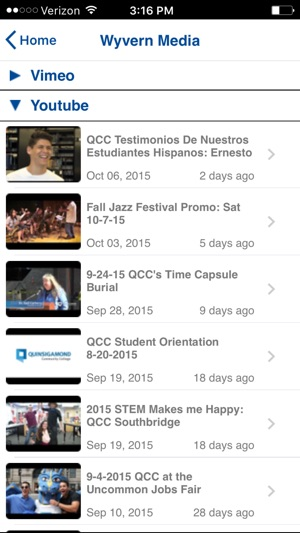 Qcc Mobile App On The App Store