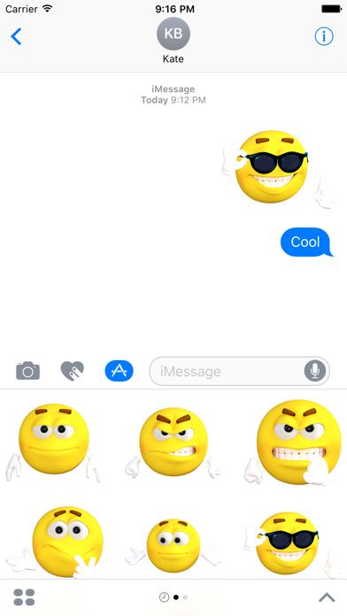 Funny Emoji Stickers | App Price Drops