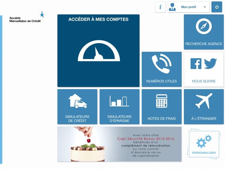 SMC pour iPad