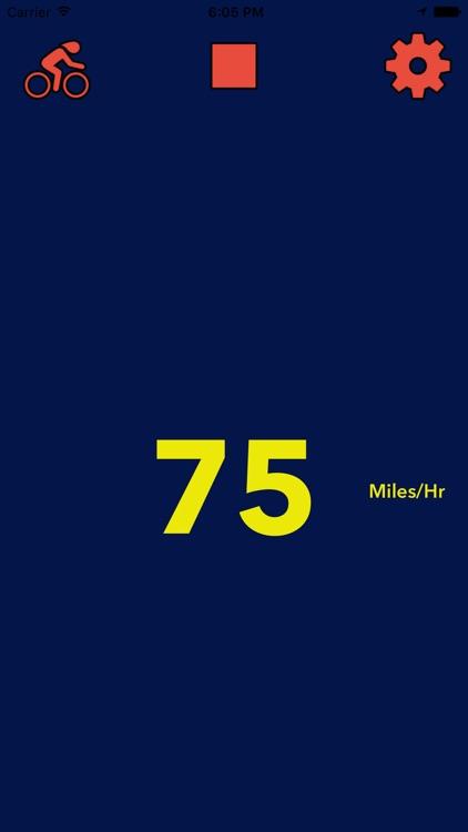 Speedometer - Speed Tracker screenshot-3