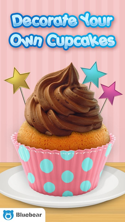Cupcake Maker - by Bluebear screenshot-3