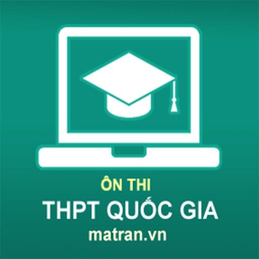 Ôn thi THPT quốc gia - Matran.vn application logo