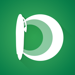 Ícone do app DayEntry - quick diary, journal for Evernote