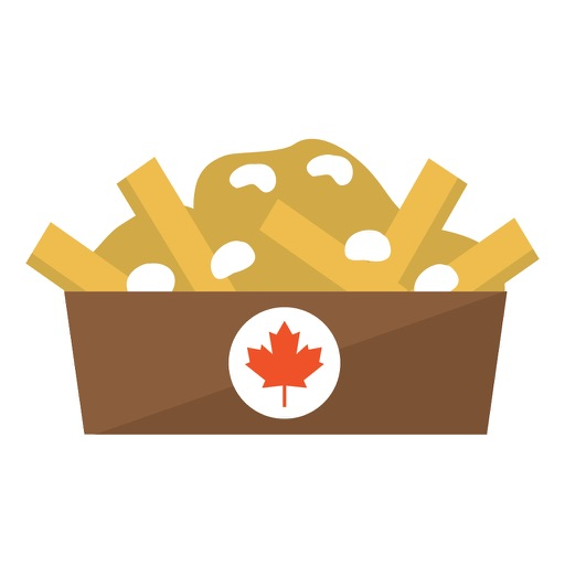 Canadian Things Sticker Pack