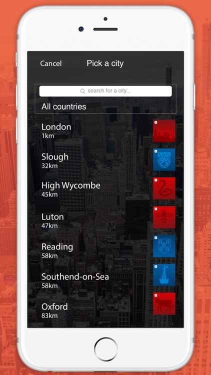 Rugby App screenshot-2
