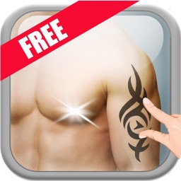 Tattoo Booth - Make Over Tatoo Photo Editor