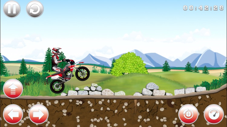 Dirtbike games - motorcycle games for free screenshot-2