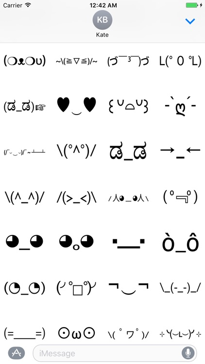 ASCII Stickers