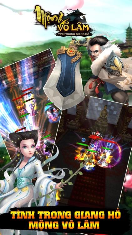 Mộng Võ Lâm - 2 Năm - Tình Nghĩa Giang Hồ screenshot-4