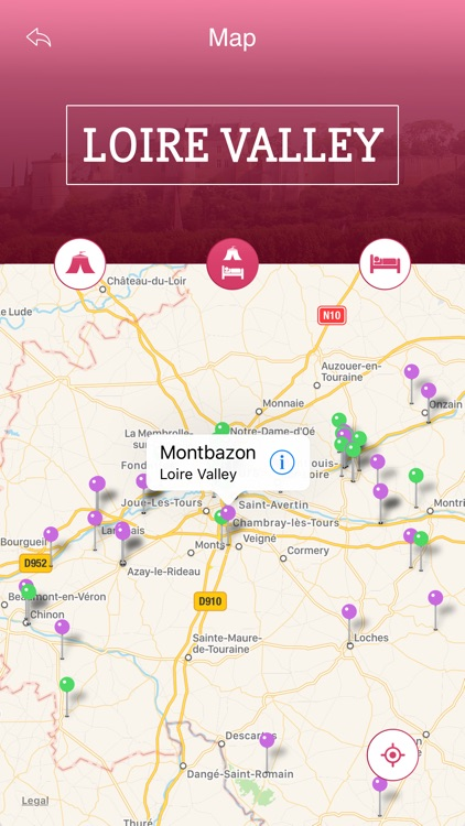 Loire Valley Tourist Guide screenshot-3