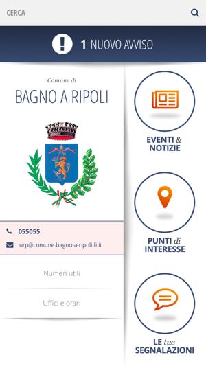 Bagno a Ripoli su App Store