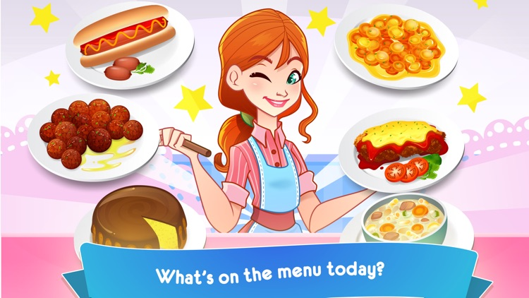 Cooking Story Deluxe - Fun Cooking Games screenshot-4