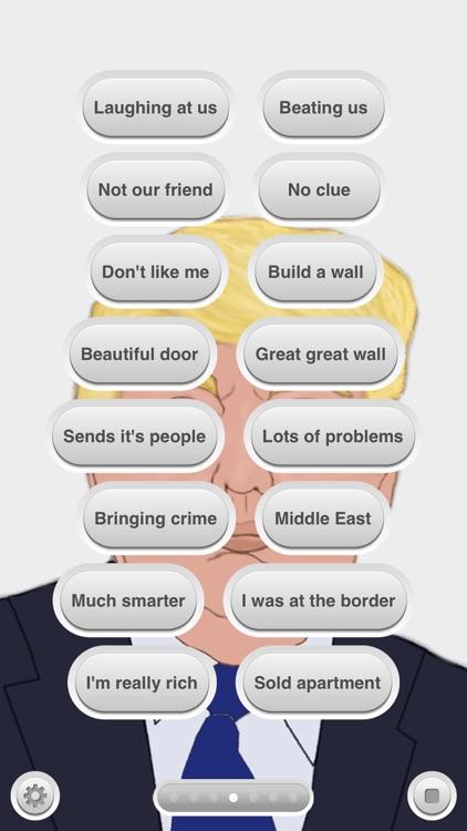 President Trump Soundboard screenshot-3