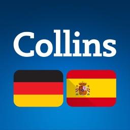 Audio Collins Mini Gem German-Spanish Dictionary