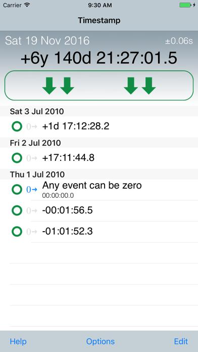 Emerald Timestampのおすすめ画像4