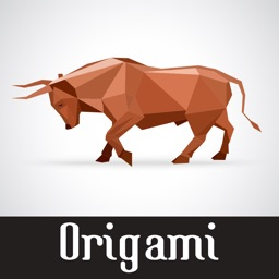 Origami wallpapers HD - Amazing Aart Backgrounds