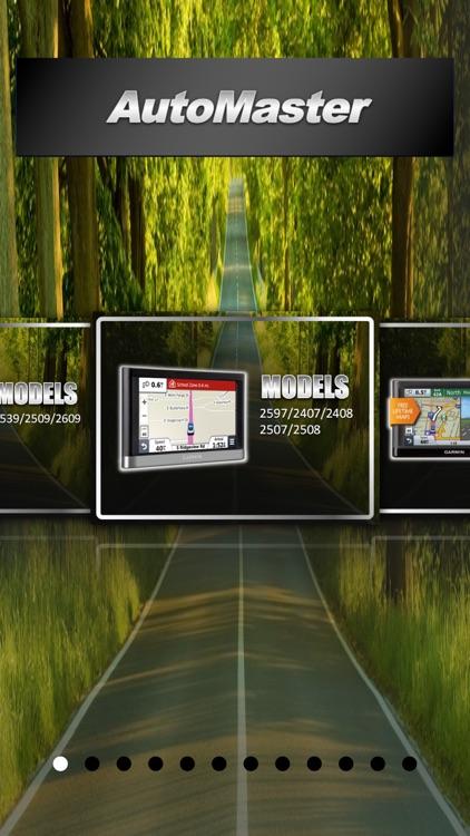 Automaster for Garmin Nuvi Series