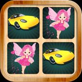 Jogos de memória gratis - carros animais princesas
