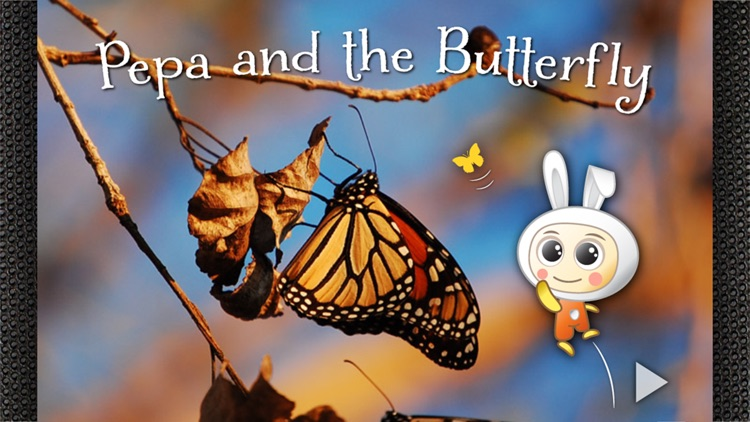 Pepa and the Butterfly - Read & Learn Storybook