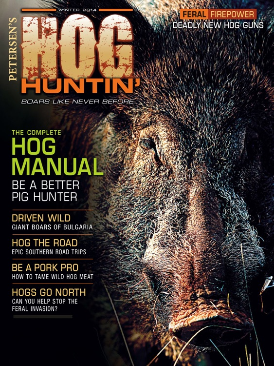 Hog Hunting Magazine
