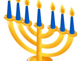 Chanukah, Chanukah, light the menorah