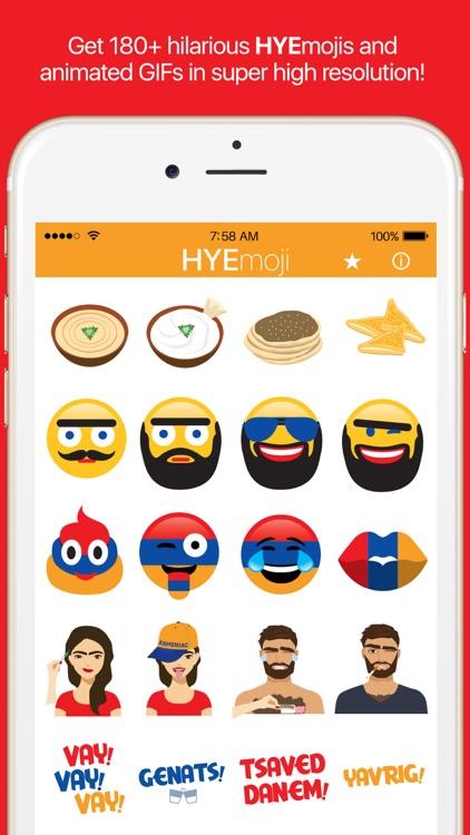 HYEmoji Stickers