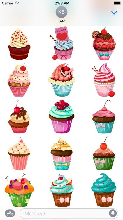 Tasty Sprinkle Cupcakes