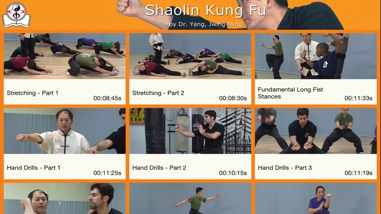 Shaolin Kung Fu Fundamental Training