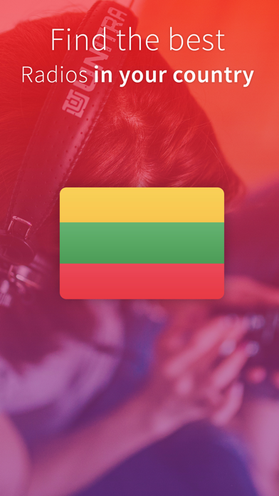Radio Lithuania - Radios LITH FREE
