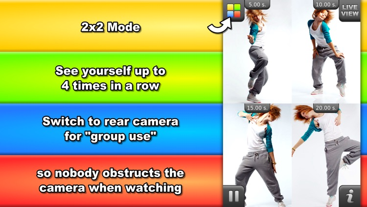 BaM Video Delay for Coaching and Personal Training screenshot-3