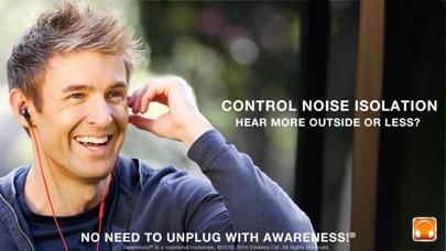 Awareness! The Headphone Appスクリーンショット