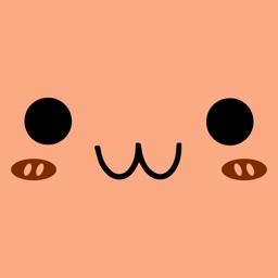 Kaomoji Emoticons - Cute Kmoji, Japanese Keyboard