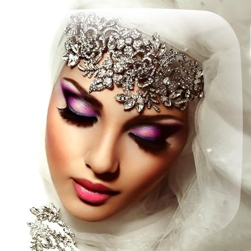 Хиджаб и Макияж Салон Красоты Мусульманская Одежда