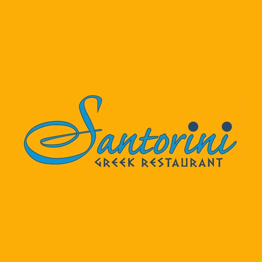 Santorini Greek - To Go icon