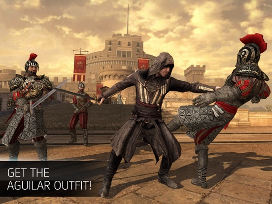Screenshot #1 for Assassin's Creed Identity