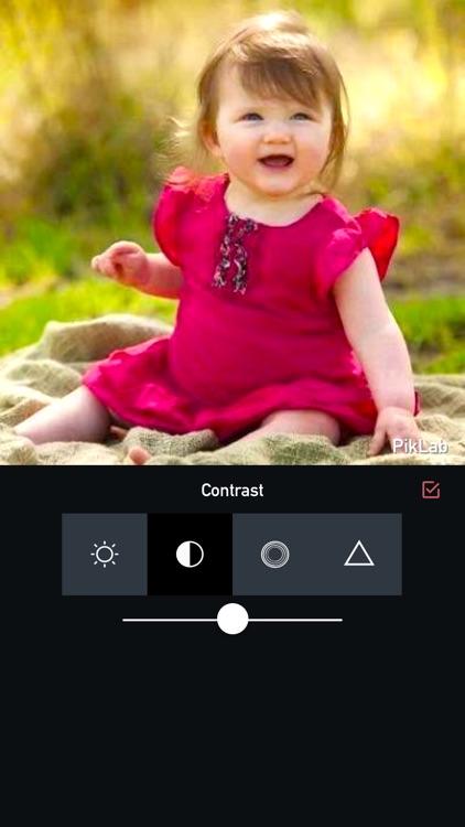 Photo Editor App screenshot-4