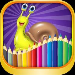 Livre De Coloriage De Dessin Animé Pour Enfant Dans L App Store